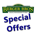 Berger Bros. Specials for a limited time