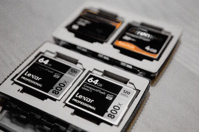 Is the Compact Flash format doomed (anytime soon)?