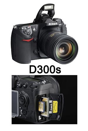D300s